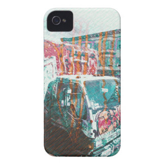 Truck-A-Licious Bang ( graffiti Love ) iPhone 4 Case-Mate Case
