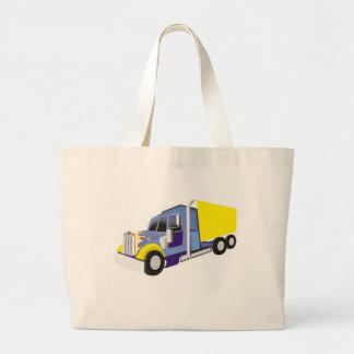 Truck Canvas Bag