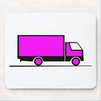 Truck - Camion Tapis De Souris