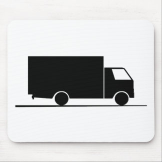 Truck - Camion Mousepad