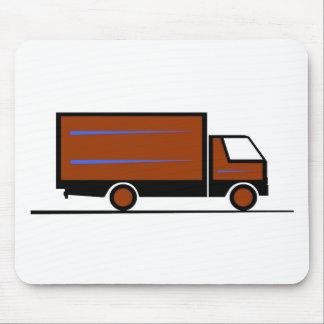 Truck - Camion Mousepads