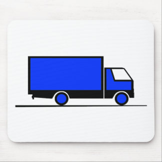 Truck - Camion Mouse Pad