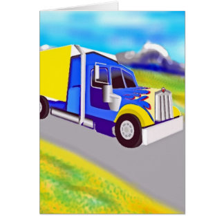 Truck Cards