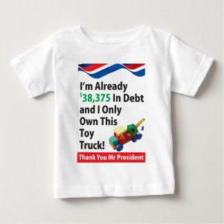 Truck Debt Baby T-Shirt