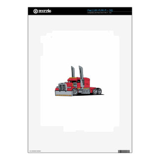 Truck Decal For The iPad 2