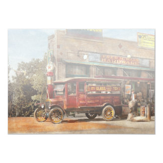 Truck - Delivery - Haas has it 1924 Card