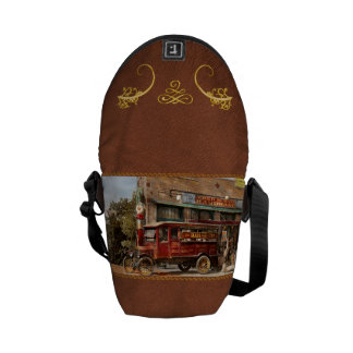 Truck - Delivery - Haas has it 1924 Courier Bag