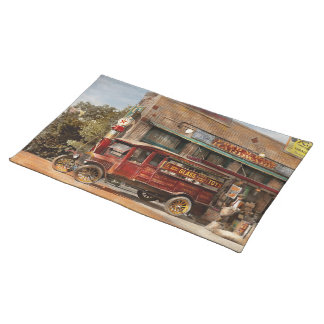 Truck - Delivery - Haas has it 1924 Placemat