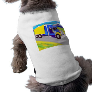 Truck Doggie Tshirt