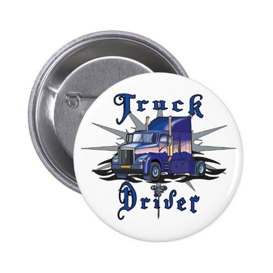 Truck Driver Button