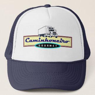 Truck driver gourmet trucker hat