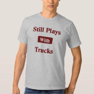 Truck Driver Mens T-Shirt