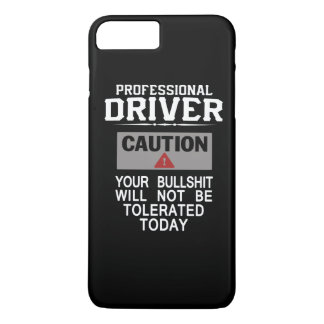 Truck Driver Safety iPhone 8 Plus/7 Plus Case