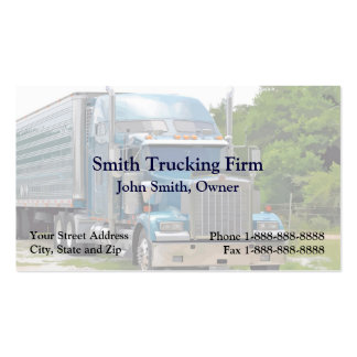 3000 trucking business cards and trucking business card for Trucking business card