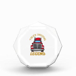 TRUCK DRIVING LEGEND AWARD