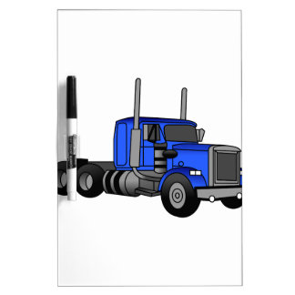 Truck Dry-Erase Board