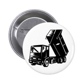 truck dump dumper tipper lorry button