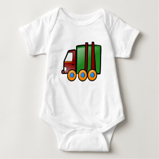 truck for babies tee shirts