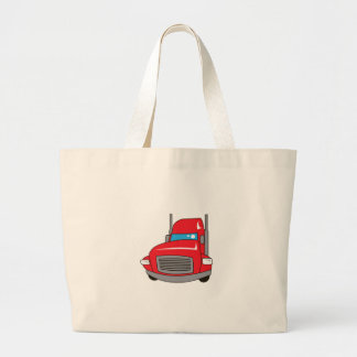 TRUCK FRONT TOTE BAG