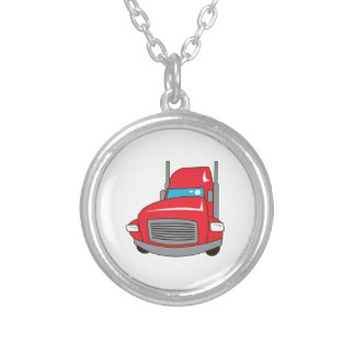 TRUCK FRONT CUSTOM NECKLACE