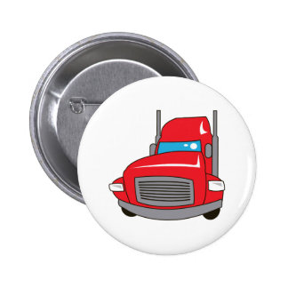 TRUCK FRONT PINBACK BUTTON