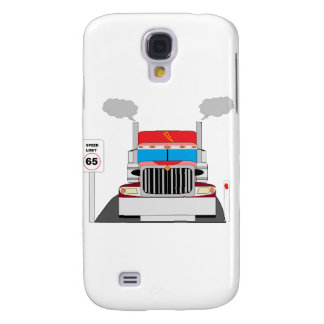 truck galaxy s4 cover