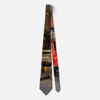 Truck - Home dressed poultry 1926 Neck Tie