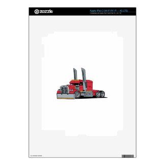 Truck iPad 3 Skin