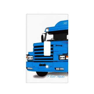 Truck Light Switch Cover