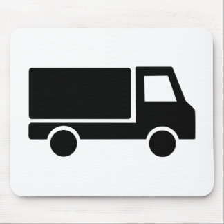 Truck Mouse Pads