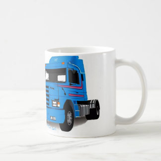 Truck mug