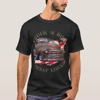 Truck n roll 50-ties CHevy pickup truck T-Shirt