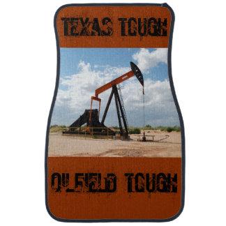 Truck or Car Mats design - Texas, Oilfield