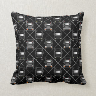 Truck Pattern Cushion