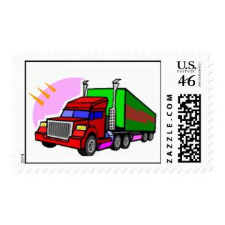 Truck Postage
