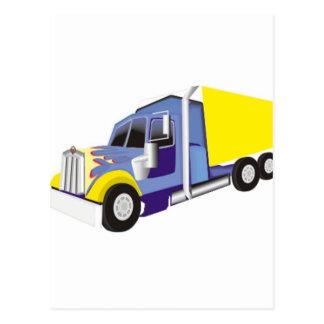 Truck Postcards