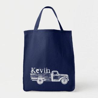 Truck Preschool Bag