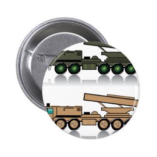 Truck rocket launcher button