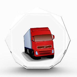 Truck Semi 4x4 ATV Destiny Congratulations Award