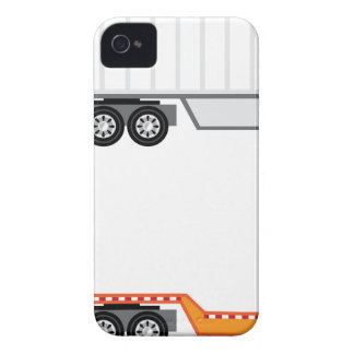 Truck semi and flatbed iPhone 4 case