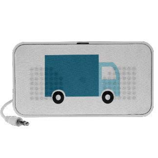 Truck Mp3 Speakers
