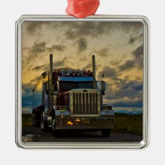 Truck Stop Sky ornament