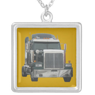 Truck tractor necklaces