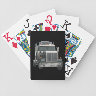 Truck Tractor Playing Cards