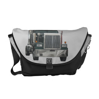 Truck tractor Rickshaw Messenger Bag