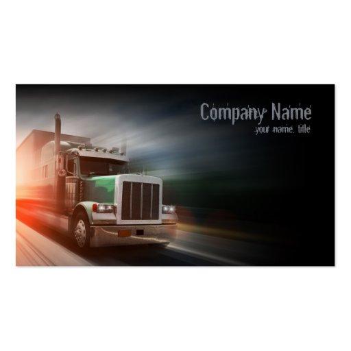 4 000 Transportation Business Cards and Transportation