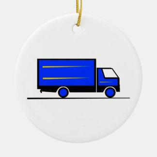 Truck - Truck (01) Ceramic Ornament
