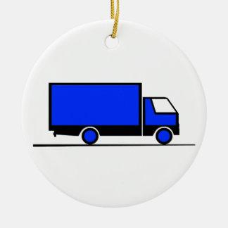 Truck - Truck (02) Ceramic Ornament