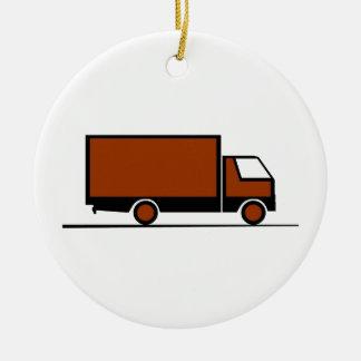 Truck - Truck (04) Ceramic Ornament