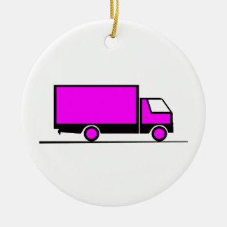 Truck - Truck (06) Ceramic Ornament